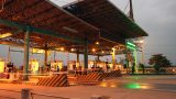 Công an có mặt tại BOT Mỹ Lộc – Nam Định trong ngày thu phí trở lại sau 7 tháng xả trạm