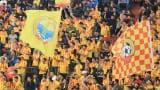 CĐV Nam Định lên kế hoạch phủ vàng sân Gò Đậu của B.Bình Dương