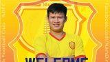 CLB Nam Định chính thức mang về chân sút nội đầu tiên
