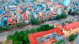 Chùm ảnh Tp Nam Định từ trên cao