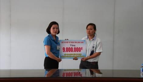 LĐLĐ tỉnh Nam Định: Hỗ trợ phẫu thuật tim cho con công nhân lao động