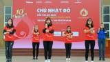 Nam Định chung tay sẻ chia sinh mệnh