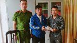 Nam Định : Một thanh niên giao nộp 38 triệu đồng nhặt được trên đường