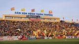 Nam Định- SLNA: Lệnh phải thắng