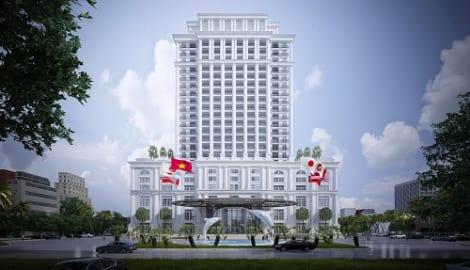 Tập đoàn Nam Cường chuẩn bị khai trương khách sạn 4 sao ở Nam Định
