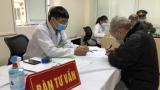 Hơn 100 người cao tuổi hoàn thành tiêm thử nghiệm vắc-xin Covid-19 của Việt Nam