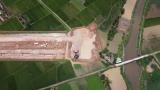Cao tốc Bắc – Nam triển khai chậm, hiện chỉ có Nam Định hoàn thành giải phóng mặt bằng