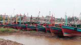 Phòng chống bão số 2: 100% tàu, thuyền của Nam Định cập bến an toàn