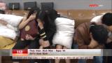 71 dân chơi bay lắc trong khách sạn ở Nam Định