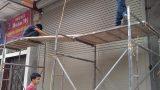Sửa chữa cửa cuốn tại Nam Định giá rẻ, uy tín, chất lượng