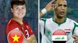 Trực tiếp bóng đá Asian Cup Việt Nam – Iraq: Công Phượng, Quang Hải đá chính