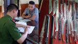 Nam Định: Cảnh sát công nghệ cao bắt 9X buôn bán vũ khí qua mạng