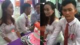 Xôn xao đám cưới giữa chú rể 28 tuổi và cô dâu 48 tuổi ở Nam Định