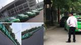 """500 tài xế tụ tập để """"xử"""" người đàn ông đi Mercedes hành hung lái xe taxi người Nam Định?"""