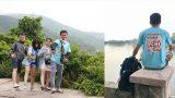 Chàng sinh viên Ngoại thương đi bộ xuyên Việt rèn ý chí