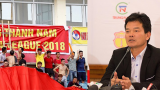 """V-League 2018: Tân binh Nam Định """"trẻ nhưng không non"""""""