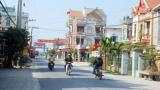 Giao Thủy – huyện thứ 50 đạt chuẩn huyện nông thôn mới