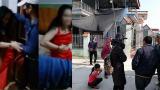 Nam Định: Lang thang trên phố lại bắt gặp chồng từ nhà nghỉ đi ra