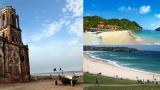 Biển Hải Hậu và những bãi biển đẹp ở miền Bắc thu hút du khách dịp hè