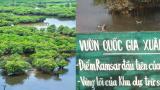 Chuyển đổi sinh kế, góp phần bảo vệ Vườn quốc gia Xuân Thủy