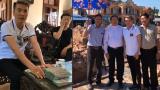 Ca sĩ Đàm Vĩnh Hưng trao 600 triệu đồng ủng hộ xây dựng nhà thờ Trung Lao ở Nam Định