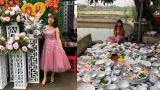 Nam Định: Sự thật bức ảnh nàng dâu ngồi cạnh 'núi' bát đĩa bẩn khiến dân mạng tranh cãi