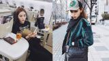 Bóc giá loạt đồ hiệu Hoa hậu Kỳ Duyên dùng trong chuyến du lịch đầu năm mới