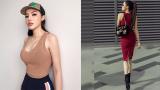 Kỳ Duyên diện áo ôm sát khoe vòng 1, H'Hen Niê cá tính nổi bật nhất street style tuần qua