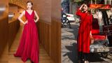 Kỳ Duyên cùng dàn sao Việt thi nhau diện sắc đỏ đón xuân về