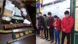 Triệt xóa xới bạc lớn ở Nam Định với thủ đoạn cực kỳ tinh vi