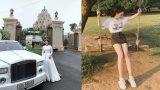 Nhan sắc đời thường xinh đẹp của cô dâu trong đám cưới 'ngập' vàng ở Nam Định