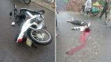 Nam Định: Hai xe máy đấu đầu, một người tử vong tại chỗ