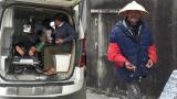 Nam Định: Nam thanh niên rơi từ tầng 4 xuống xuống đất nguy kịch