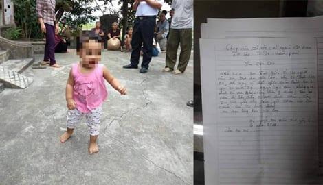 Thông tin mới nhất về bé gái bị mẹ bỏ lại chùa để đi lấy chồng