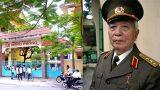 Lời dạy của Đại tướng Võ Nguyên Giáp – Trường Trung học phổ thông chuyên Lê Hồng Phong Nam Định mãi mãi khắc ghi