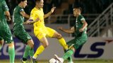 Nam Định cho cả V.League hít khói về thành tích ghi bàn