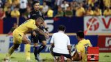 CLB Nam Định: 'Không lẽ vào sân đánh nhau với trọng tài'