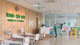 Nóng: Bệnh viện Nhiệt đới Trung ương ngừng tiếp nhận bệnh nhân do có bác sĩ nhiễm Covid-19