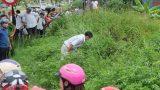Nam Định: Tá hỏa phát hiện thi thể nam giới giữa cánh đồng, bên cạnh chiếc xe gắn máy