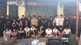 21 đối tượng Trung Quốc nhập cảnh trái phép bị bắt
