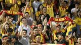 """Điểm tin bóng đá Việt Nam sáng 25/06: CĐV Nam Định """"chơi đẹp"""" với thầy trò Văn Sỹ"""