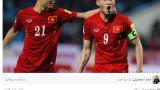 """Báo Iran: """"Đội tuyển Việt Nam chưa bao giờ là số 1 ở Đông Nam Á"""""""