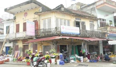 Ngôi làng có nhiều nhà gần 100 tuổi ở Nam Định