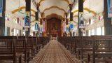 Cận cảnh Nhà thờ Bùi Chu 134 năm tuổi trước ngày đại tu
