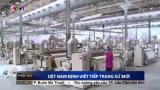 Nhà máy Dệt Nam Định viết tiếp trang sử mới