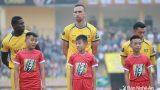 SLNA mất 2 ngoại binh trận gặp Nam Định tại vòng 18 V.League