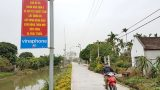 Làng mới ở Nam Định