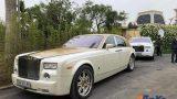 Nam Định: đi đám cưới, mãn nhãn ngắm Rolls-Royce Phantom 35 tỷ