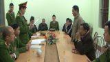 Nam Định: Bắt 5 cựu cán bộ xã 'ăn đất' tại Ý Yên