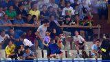 Người Nam Định xin lỗi vụ fan nữ đổ máu vì pháo hiệu trên sân Hàng Đẫy